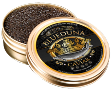 Blue Duna Caviar FROM ONE FISH