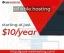 cheapest hosting web